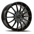 fox fx004 black alloy wheel manchester