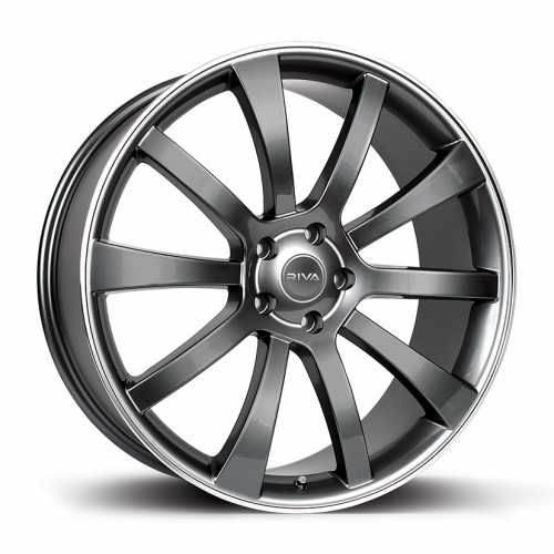 SUV - GREY RIVA ALLOY WHEEL MANCHESTER