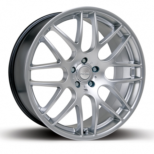 riva dtm silver alloy wheels manchester