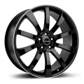 SUV - BLACK RIVA ALLOY WHEEL SUPPLIED BY ALLOY WHEELS MANCHESTER