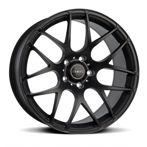 Romac radium satin black